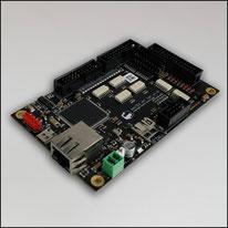 CNC Controller smc5d-m4 lan