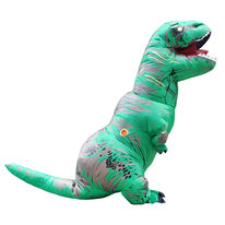 mascotte dinosauro