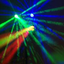 LED-Lichtanlage mieten