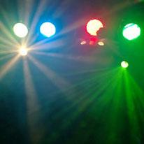 Lichtanlage Partyset L