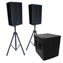 Stage Set M - PA-System