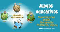 JUEGOS EDUCATIVOS  EDUCAPEQUES