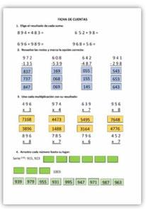 Sumas, Restas, Multiplicaciones, Serie