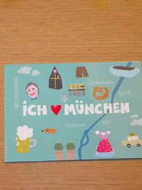 Sehenswürdigkeiten Münchens für kioskknallpink