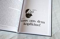 """Illustrationen """"Gesundgevögelt"""", Atto"""