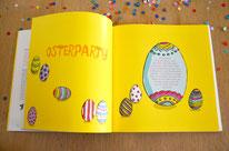 """Illustrationen für """"Kinderfeste"""", Gräfe und Unzer"""