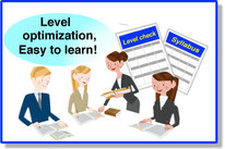 Level check and plan a special syllabus for you!