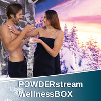 More about POWDERstream WellnessBOX technology