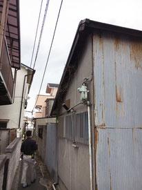 神戸市垂水区 N様邸 外観(北側)Before