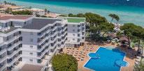 Mallorca Laufferien 2017 Hotel Baja Los Principes & Spa