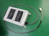 太陽電池+電気二重層キャパシタ=EC電源