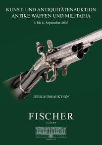 Katalog Auktion Antike Waffen und Militaria September 2007 - Katalog A