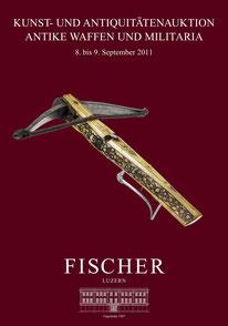 Katalog Auktion Antike Waffen und Militaria September 2011
