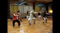 Trainning Hip Hop