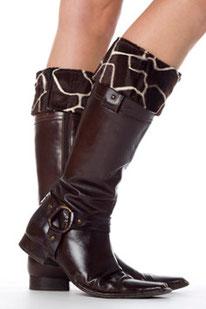 "Bootscarfies ""Giraffe"""