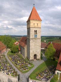 St. Vinzenz-Kirche Segringen