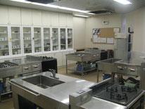 料理室の写真