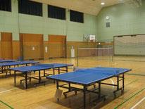体育室の写真