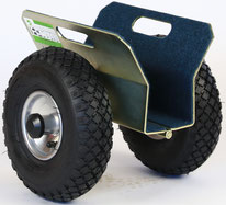 TSK 300 Air Glastransportwagen Plattenroller mit Klemmbacken bis 300 kg Tragkraft