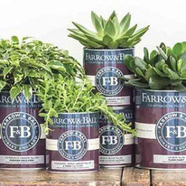 Farrow and Ball inspire Cote & Déco