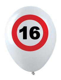 Ballonnen 12 stuks € 3,40