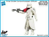 First Order Snowtrooper Com.