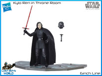 Kylo Ren (Throne Room)