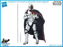 Captain Phasma (Battle Damaged)