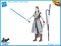 Rey - Jedi Training
