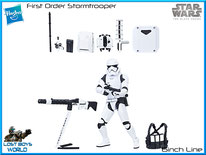 First Order Stormtrooper w/Gear