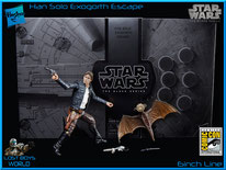 Han Solo Exogorth Escape