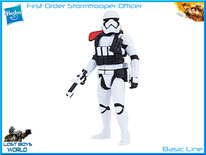 First Order Stormtrooper Officer