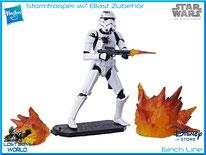 Stormtrooper w/ Blast Zubehör