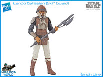 Lando Calrissian (Skiff Guard)