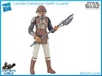 Lando Calrissian (Skiff Guard)