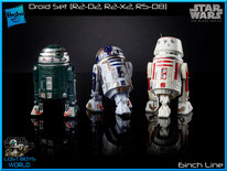 Astromechdroid Set