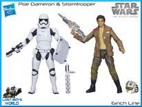 FO Stormtrooper VS Poe Dameron