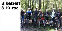 Biketouren mit Technik-Tipps für alle Stufen und Biketechnik-Kurse
