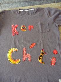 """le tee-shirt """"Ker Ch'ti"""" de Xavier"""