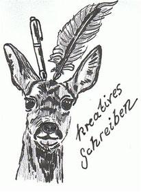 Rehbock, Kreatives Schreiben