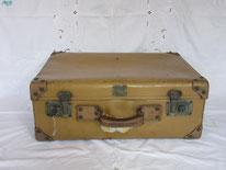 valise vintage cuir