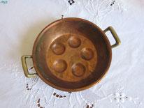plat cuivre ancien