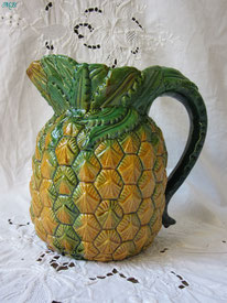 pichet ananas vintage