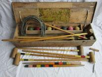 jeu croquet ancien