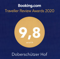 Auszeichnung Booking Ferienhaus Doberschütz  Ferienhaus Ferienwohnungen FeWo Bautzen