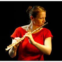 Sandra Latour flûtiste