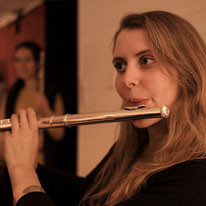 Caroline Golliez flûtiste
