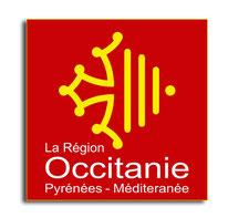région Occitanie Pyrénées méditérannées