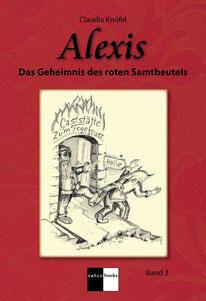 Der dritte Band der Buchreihe von Claudia Knöfel