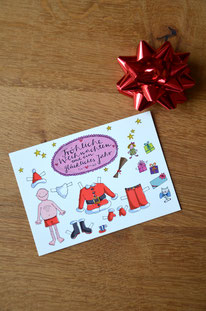 Nikolausi • Postkarte